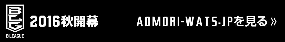 B.LEAGUE 2016 秋開幕 aomori-wats.jpを見る