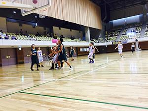 ジュニアバスケットボールカップ