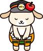 津軽鉄道キャラクター「つてっちー」
