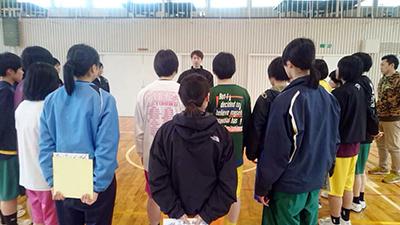 青森県立三沢商業高校バスケットボール部